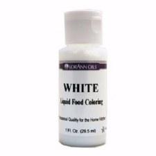 Food Coloring Liquid - White