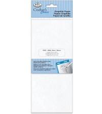 "Graphite Paper, 18""x36""- White"