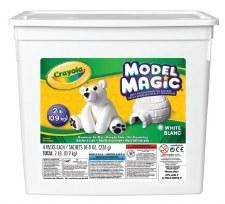 Model Magic, 2lb Tub- White