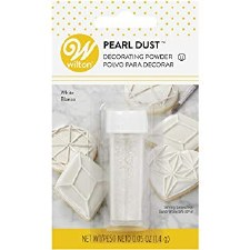Color Dust, Pearl- White