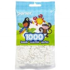 Perler Beads 1000 piece- White