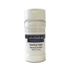 Sanding Sugar, 4oz- White