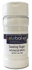 Sanding Sugar, 4oz- Whimsical White
