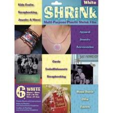 Shrink Film- White