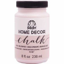 FolkArt Home Decor Chalk Paint 8 oz- Willow Mist