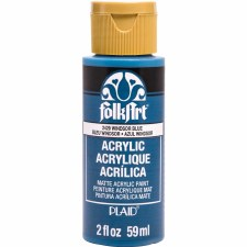 FolkArt 2oz. Acrylic Paint- Windsor Blue