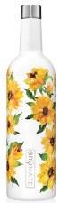 Winesulator Wine Canteen 25oz- Sunflower