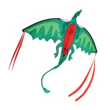Kite- Winged Dragon