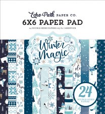 Winter Magic 6x6 Paper Pad