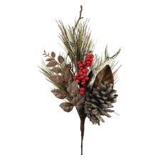 "14"" Winter Pine Spray"