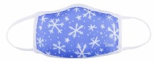 Holiday Face Mask- Winter Snowflakes
