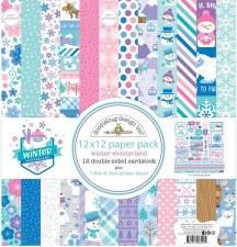 Winter Wonderland 12x12 Paper Pack
