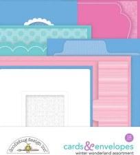 Winter Wonderland Cards & Envelopes