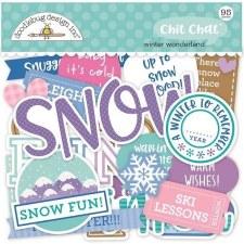Winter Wonderland Die Cuts- Chit Chat