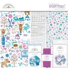Winter Wonderland 12x12 Essentials Kit