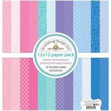 Winter Wonderland 12x12 Paper Pack- Petite Prints