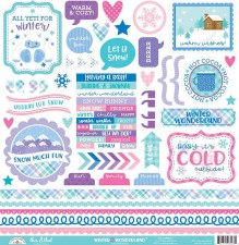 Winter Wonderland Stickers- This & That