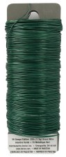 Wire, 26 Gauge- Green