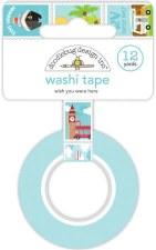I (Heart) Travel Washi Tape- Wish You Were Here