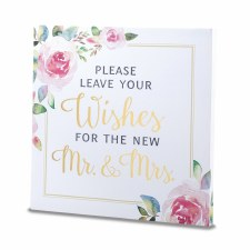 Lillian Rose Wedding Sign- Leave Your Wishes