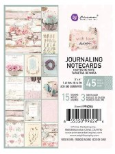 With Love Journaling Notecards- 3x4