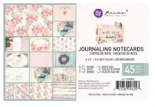 With Love Journaling Notecards- 4x6
