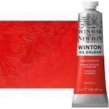 Winsor & Newton Oil Color, 37ml- Cadmium Red Hue