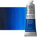 Winsor & Newton Oil Color, 37ml- Phthalo Blue