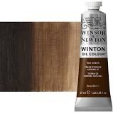 Winsor & Newton Oil Color, 37ml- Raw Umber