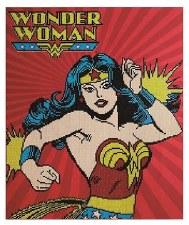 Diamond Art Kit- Wonder Woman