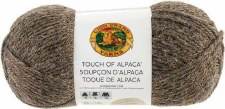 Touch of Alpaca Yarn- Wood