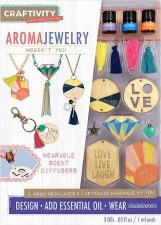 Craftivity Craft Kit- Aroma Jewelry, Woodn't You