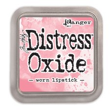 Tim Holtz Distress Oxide- Worn Lipstick Ink Pad