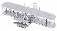 Metal Earth 3D Metal Model Kit- Aircraft, Wright Brothers Airplane
