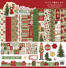 Christmas Memories Collection Kit