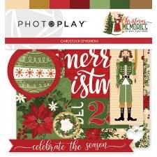 Christmas Memories Ephemera Die Cuts
