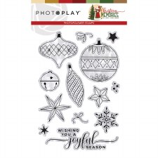 Christmas Memories Clear Stamps- Elements