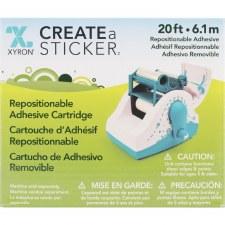 Xyron 250 Sticker Maker Refill- Repositionable
