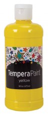 Fresco Tempera Paint, 16oz- Yellow