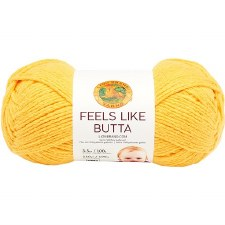 Feels Like Butta Yarn- Yellow