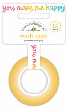 Cute & Crafty Washi Tape- You Make Me Happy