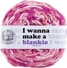I Wanna Make a Blankie Yarn- Zinnia