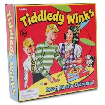 Retro Toys- Tiddledy Winks