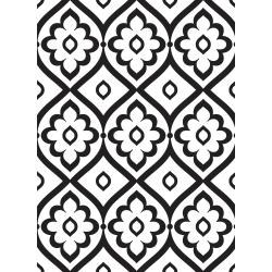 Darice Embossing Folder- Backgrounds- Tile Pattern