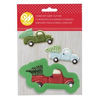 Cookie Cutter- Truck w/ Tree