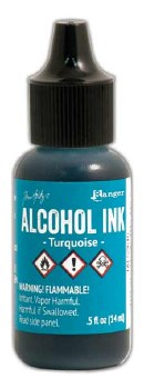 Ranger Alcohol Ink- Turquoise