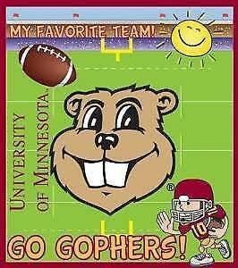 Minnesota Gophers Kid's Puzzle, 24pc
