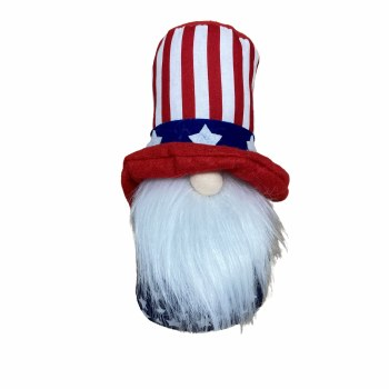 4th of July Gnome- Uncle Sam