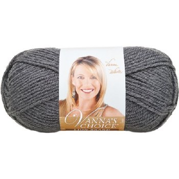 Vanna's Choice Yarn- Charcoal Grey