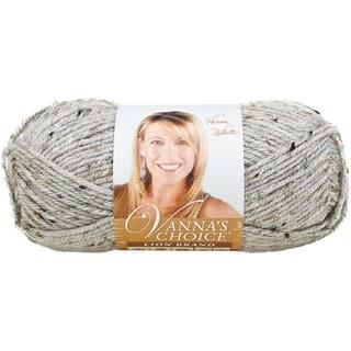 Vanna's Choice Yarn- Grey Marble